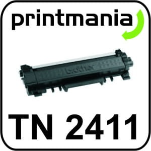 Zamiennik toner Brother TN 2411 Brother DCPL2512 L2532 L2552 HLL2312 L2352 L2372 MFCL2712 L2732 Warszawa